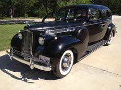 1940 Packard 120 Series 1801 Touring Sedan