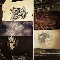 #ruderiders vintage tees #jeansenlifestyle Tiel en Houten