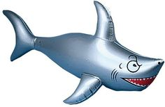 Inflatable Sharks Case Pack 16