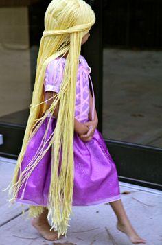 Rapunzel Costume Tutorial