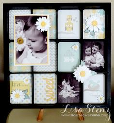 Lisa's Creative Corner: Georgie PML Display Tray