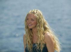 Mamma Mia, Pelo Natural, Amanda Seyfried, Summer Hairstyles, Hair Inspo, Hair Goals, Pretty Woman, Actresses, Long Hair Styles