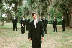 Savannah Weddings - Callie & Levi's Meldrim Woods Plantation Wedding by Mark…