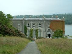 Plas Newydd, Isle of Anglesey, Wales; home of the Marquess of Anglesey