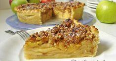 Crumble Apple Pie