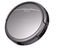 ILIFE A4 Smart Robotic Vacuum Cleaner Cordless Sweeping Cleaning Machine Self-charge HEPA Filter Sensor Remote Control Robot Aspirador $145