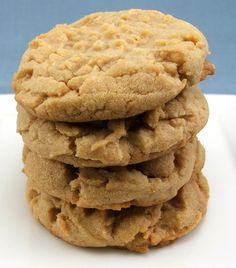 Double Peanut Butter Chip Cookies