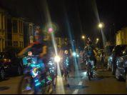 Doe jij mee? Tijdens  het Incubate festival trekt een muzikale lichtparade  elke avond van 15 t/m 21 september 2014 in de schemering door een wijk van #Tilburg #lullabikes #incu14