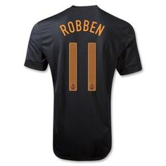 cheap for discount dd8e5 c422e Kid s UEFA Euro 2012 Robben 11 Nike 12 13 Holland Netherlands Away Soccer  Jersey and