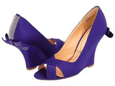 purple wedding shoes 26jpg 736613 scarpe sposa Pinterest