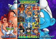 DARGAUD VS DUPUIS  Choose Your Heroes!