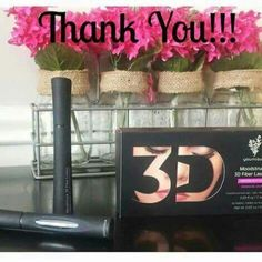 3D Fiber Lash Thank You
