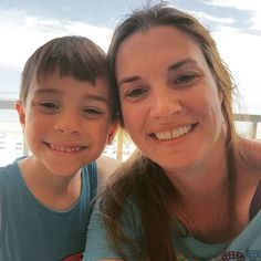 Mommy and Son time at the beach. We have had such a great time making,  #beachdays #funtimes #mommyandson #orangebeachcondo