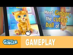 Talking Ginger - Android-apps op Google Play