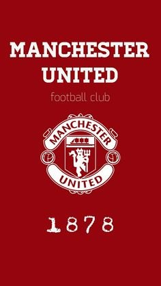 Glory glory Man United since 1878 Manchester United Club, Manchester United Wallpaper, Paul Labile Pogba, Football Casuals, Football Team, Good Soccer Players, Football Wallpaper, Man United, New Tricks