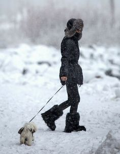 THE OLIVIA PALERMO LOOKBOOK: Olivia Palermo in New York. Polar vortex outfit!