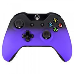 Shadow Purple Front Housing Shell Case Cover for Xbox One Controller W 3 5 mm Mando Xbox One, Xbox One S, Xbox Wireless Controller, Game Controller, Video Games Xbox, Xbox One Games, V Games, Epic Games, Playstation