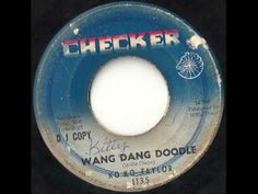 """Written by Willie Dixon for Koko Taylor to sing.  Koko thought that the song and Willie might have been have been crazy with all of the wild named characters in the song's lyrics. - Koko Taylor & Willie Dixon - """"Wang Dang Doodle."""" """"All night long"""" fits in almost every blues song."""