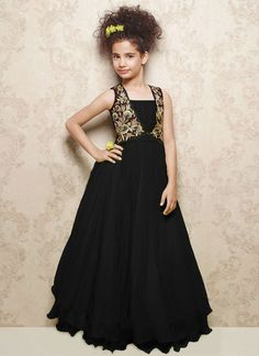 Salwar Pakistani Bollywood Designer Kidswear Gown Kameez Wedding Indian 1995  #KriyaCreation #DesignerGown