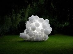 Blow up: Charles Pétillon's bizarre balloon masterpieces – in pictures