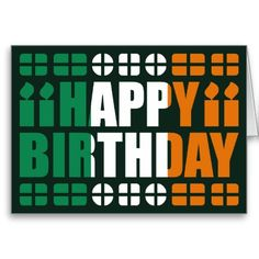 New zealand flag birthday card flags and birthdays happy birthday irish irish happy birthday cards more bookmarktalkfo Choice Image