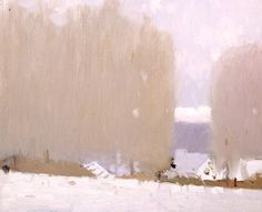 bato dugarzhapov. This reminds me of a Monet painting I saw at the Met.