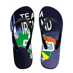 TOPNN Creative Team Ireland Slipper Flip-Flops * Read more  at the image link.