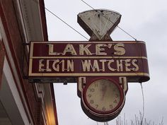 OH Franklin - Lake's Elgin Watches | Flickr - Photo Sharing!