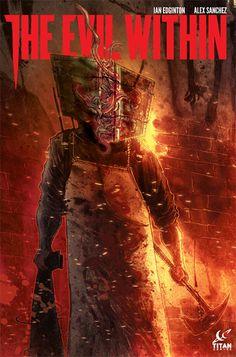 Titan Comics Releasing 'The Evil Within' Prequel Comic Book Series