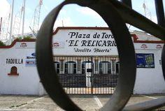 La triste agonía de la Plaza de Toros El Relicario en Puebla. | DE SOL Y SOMBRA