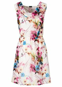 #flower #dress #bonprix #bodyflirt