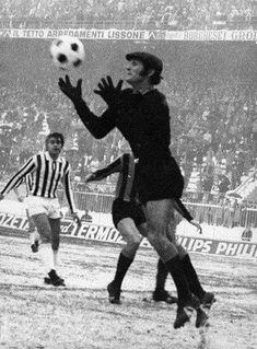 cefcf0bfd8d1 1970/71 Inter-Juventus 2-0 Parata di Lido Vieri. Eadomon Rosen · Soccer  boots