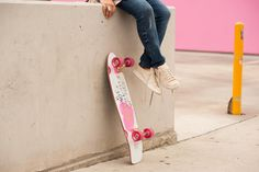Cindy Whitehead x Dusters California Skateboard Collab
