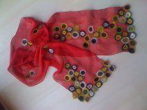 silk-felt handmade
