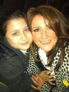 Zayn's mum and sister Safaa