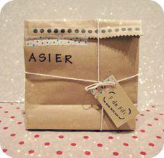 How to make a paper bag. Tutorial: Como hacer una Bolsa con papel Craft Fdefifi para regalo.