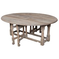 French Gate Leg Table