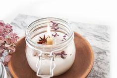 Neste inverno, que tal investir em velas aromatizadas? Elas deixam a casa mais aconchegante, quentinha e com o seu perfume favorito
