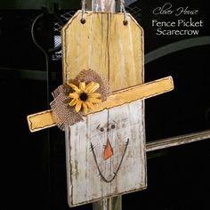 fence picket scarecrow, fences