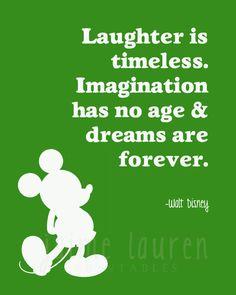 ~Walt Disney