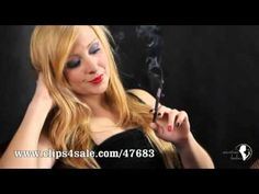 smoking fetish - nicotine ladies - Chloe