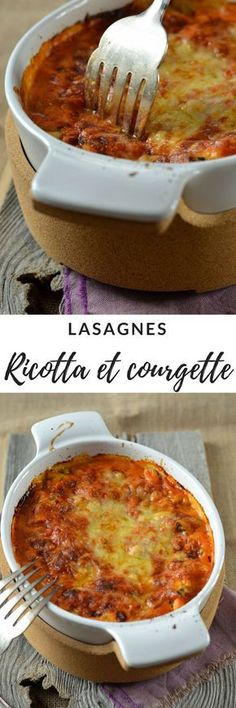 Lasanha de ricota, abobrinha e coulis de tomate - The 100 best photographs ever taken without photoshop Veggie Recipes, Pasta Recipes, Vegetarian Recipes, Cooking Recipes, Healthy Recipes, Vegetarian Lifestyle, Zucchini, Queso Ricotta, Food Porn