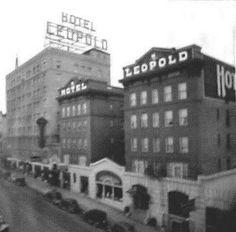 Leopold Hotel, Cornwall Avenue (Dock Street)