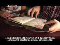 ▶ #ReporteEspecial: ¿Das propina? [#RevistadelConsumidor TV 10.1] - YouTube