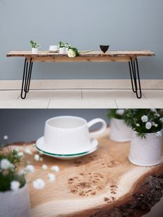 Beautiful Side Bench from Galvin Brothers