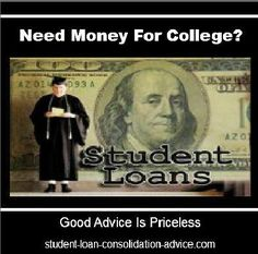 Find useful tips on how to manage or apply for a student loan