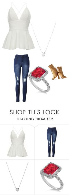 """Money"" by calistar71 on Polyvore featuring Links of London, Allurez and Gianvito Rossi"
