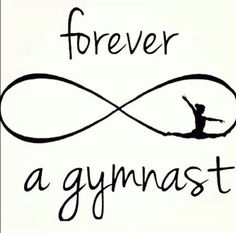 Nice tattoo for a gymnast
