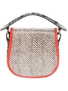 CARVEN - python handbag 7