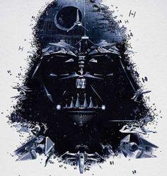 6 Interesantes Imágenes Artísticas De Star Wars
